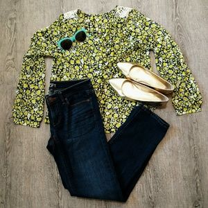 EUC Ann Taylor Loft Modern Straight Jeans - 2/26